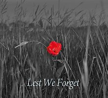 Lest we Forget by KeepsakesPhotography Michael Rowley
