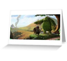 Your Destiny Awaits You  Greeting Card