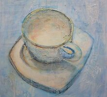 White Coffee by Sandrine Pelissier