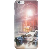 Back to the Future Tribute iPhone Case/Skin