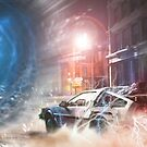 Back to the Future Tribute by dazzamataz