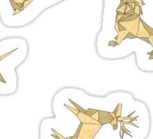 Origami Sticker