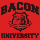 Bacon University by RenJean