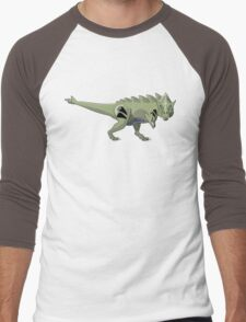 Pokesaurs - Tyranitaurus Men's Baseball ¾ T-Shirt