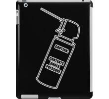 CAUTION: Contents Under Pressure iPad Case/Skin