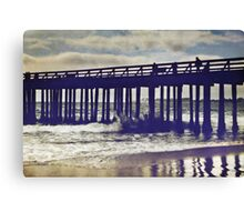 Time Can Do So Much Canvas Print