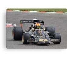 Lotus F1 - Type 72 - 1970/75 Canvas Print