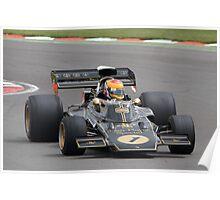 Lotus F1 - Type 72 - 1970/75 Poster