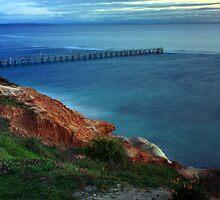 Port Noarlunga by twilight by LeonieRobertson