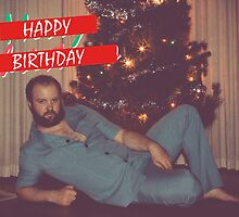 Happy Birthday by Michael Christian