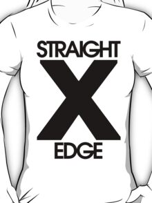 Straightedge T-Shirt