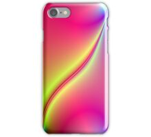 Neon Nematode iPhone Case/Skin