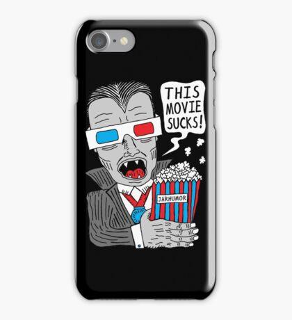 This Movie Sucks iPhone Case/Skin