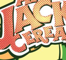 Applejack's Cereal Sticker