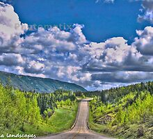 Rolling highway by Erykah36