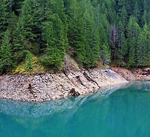 Blue River Reservoir #2 by aussiedi