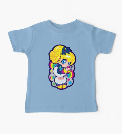 rainbow brite Baby Tee
