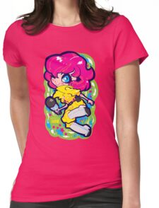 april o'neil Womens Fitted T-Shirt