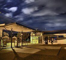 Sodium Light Station by Sean Mullarkey