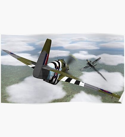 Dogfight Poster