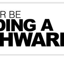 I'd rather be Building a Mechwarrior Sticker