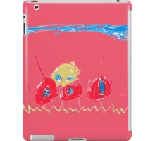He's A Man on a Mission iPad Case/Skin