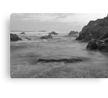 Grey Dawn Canvas Print