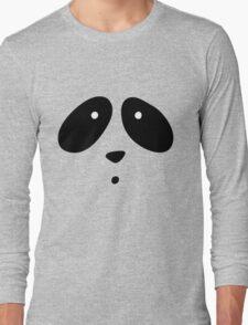 MR. PANDA Long Sleeve T-Shirt