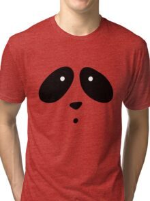 MR. PANDA Tri-blend T-Shirt