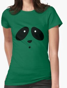 MR. PANDA Womens Fitted T-Shirt