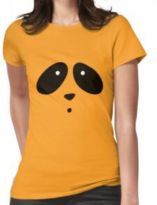 MR. PANDA Womens Fitted T-Shirt