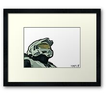 MK VI Framed Print