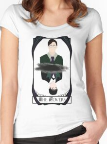 gotham Women's Fitted Scoop T-Shirt