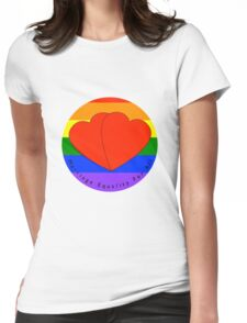 Marriage Equality Womens Fitted T-Shirt