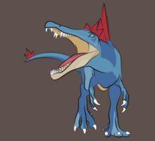 Pokesaurs - Spinosaurus Johtoiacus Baby Tee
