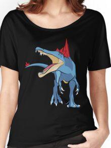 Pokesaurs - Spinosaurus Johtoiacus Women's Relaxed Fit T-Shirt