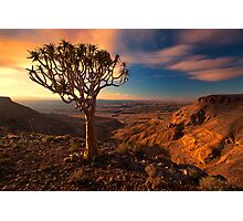 Fish River Canyon Photographic Print