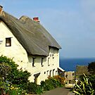 The most Southerly House in England. by Malcolm Chant