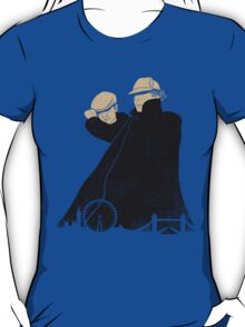 Hatman and Robin v.2 T-Shirt