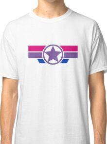 bisexual commander symbol  Classic T-Shirt