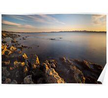Adriatic coast  Poster