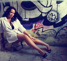 Jess - Ward 21 by Tam  Locke
