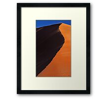 It's a Long Way to the Top Framed Print