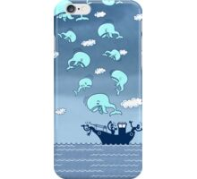 Where Have the Whales Gone? iPhone Case/Skin