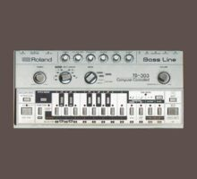Roland 303 Bass Synth Kids Clothes