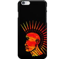 punks & poets for the planet iPhone Case/Skin