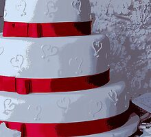 The Wedding Cake by Barbara Caffell