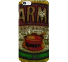 Marmite is the Word iPhone Case/Skin