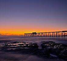 Friday the 13th Sunrise. by Warren  Patten