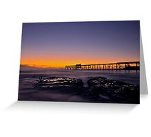 Friday the 13th Sunrise. Greeting Card